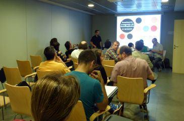 El estudio se ha presentado en el Centro Joaquín Roncal de Zaragoza