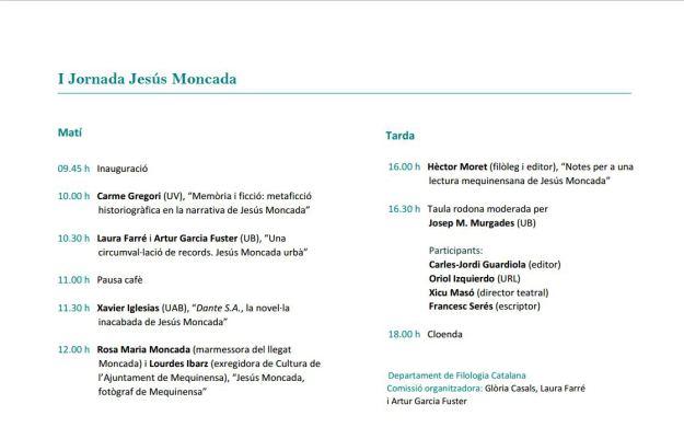 Programa Jesús Moncada