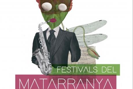 Cartel Festivals del Matarranya