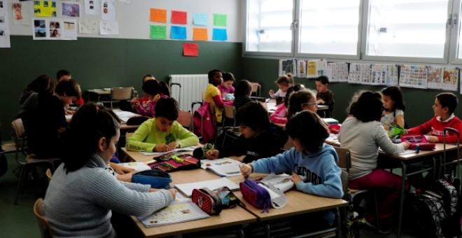 Casi 600 alumnos estudiaron el pasado curso aragonés en colegios e institutos del Pirineo