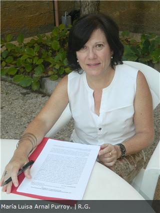 María Luisa Arnal Purroy.