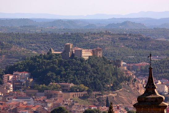 Castell de la Concòrdia d'Alcanyís