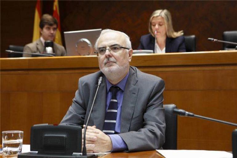 Ignacio López Susín reclama en Madrid un mayor reconocimiento de las lenguas minorizadas como el aragonés o el catalán de Aragón