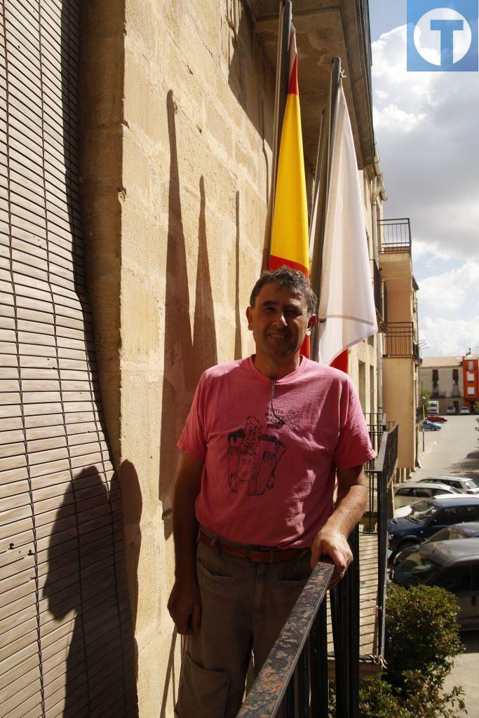 Joaquim Paladella, alcalde de Batea