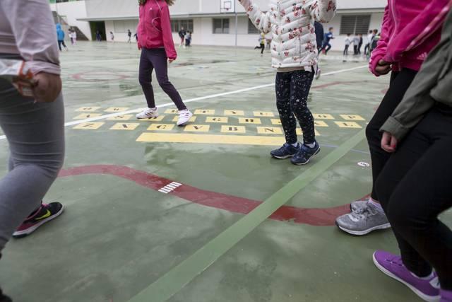 Patios de colegios