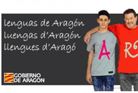 Cabecera de la web lenguasdearagon.org