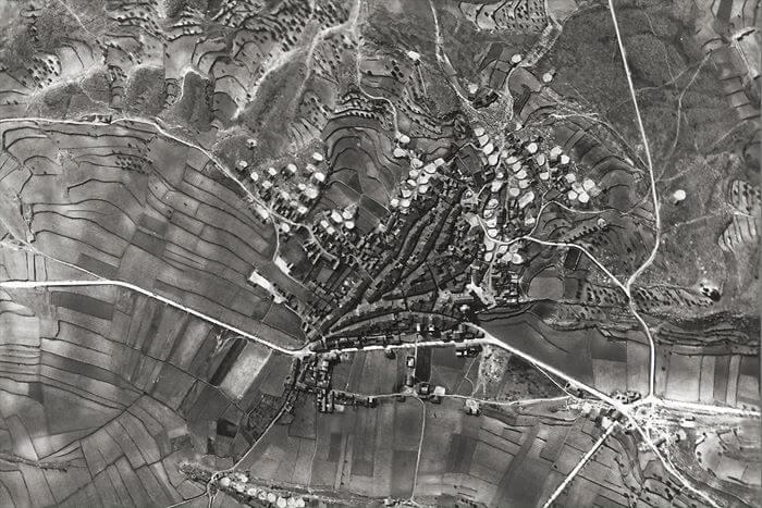 Aguaviva en marzo de 1938