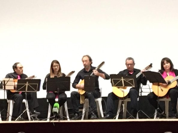 actuació a Saidí (28-4-2018)