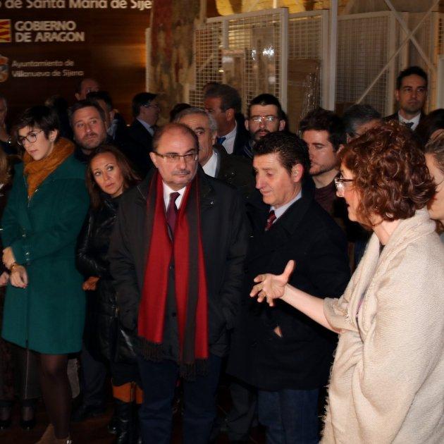 El president d'Aragó, Javier Lambán / ACN
