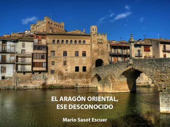 Diapositiva Aragón Oriental Vall-de-roures