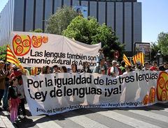 CHA presenta en el Senado una iniciativa en defensa de las lenguas minoritarias de Aragón: aragonés y catalán